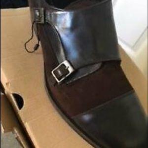 Men's Zara double Monk strap for sale